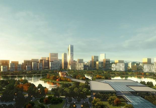 New Clark City filipinas cidade planejada urbanismo (Foto: BDCA Group)