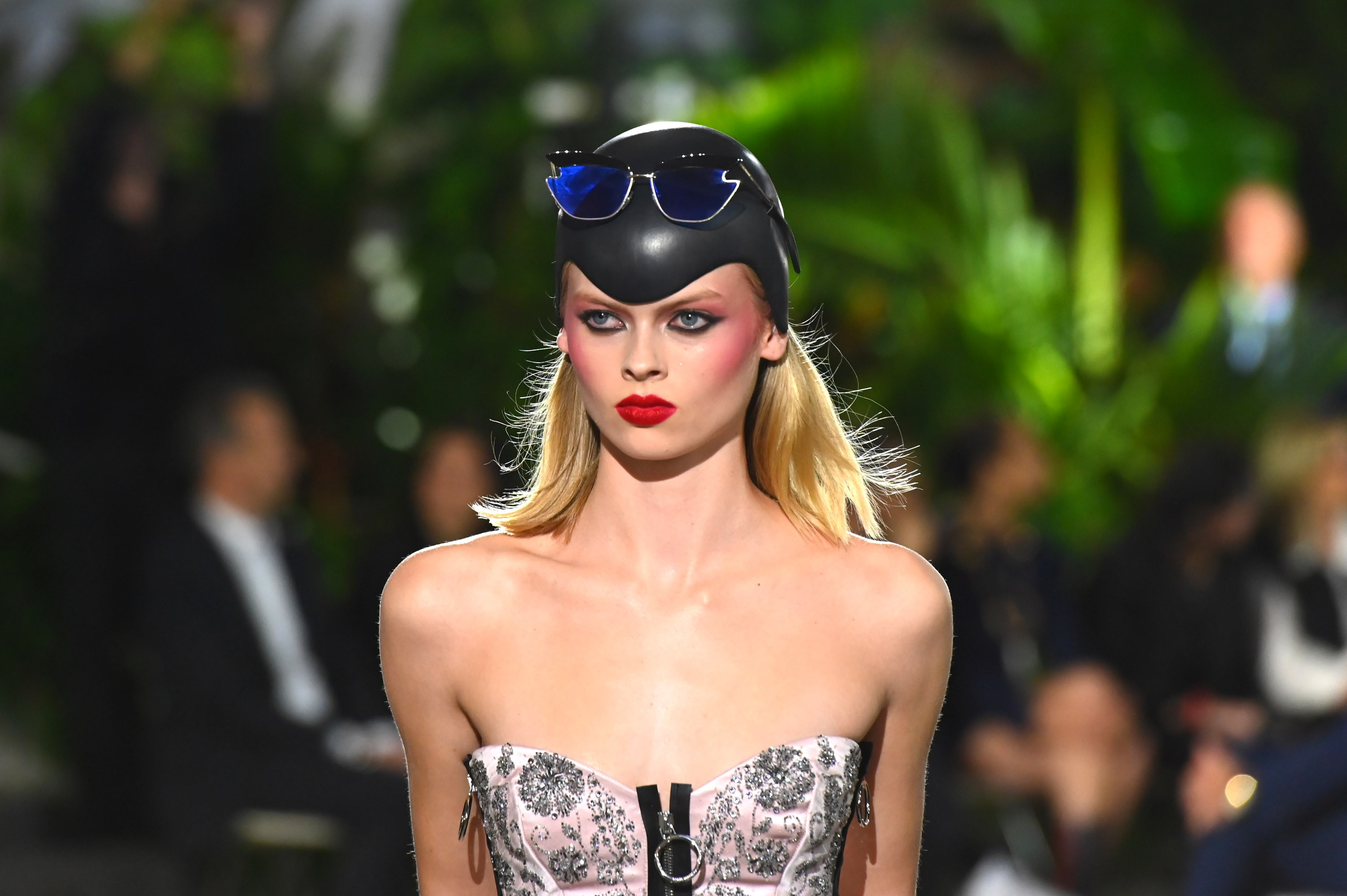 Louis Vuitton, Cruise 2020 (Foto: Getty Images )