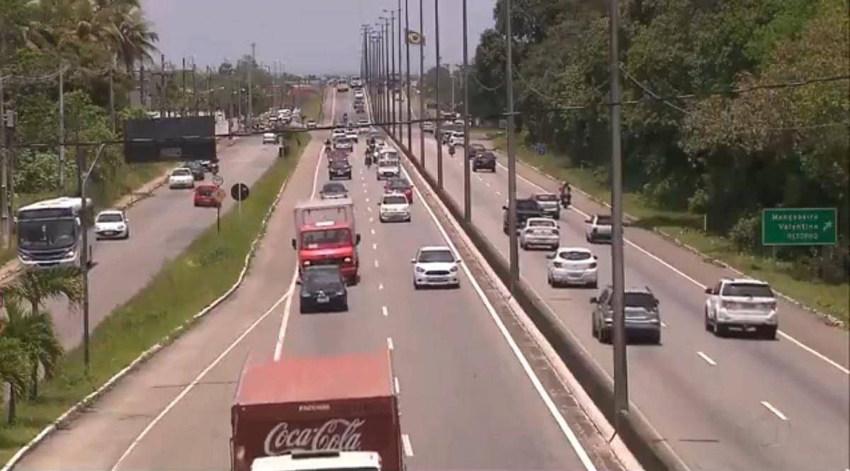 PRF registra mais de 1,3 mil acidentes até setembro desse ano, na Paraíba