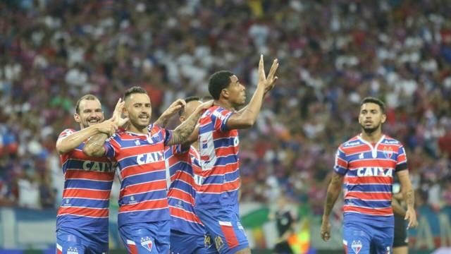 Fortaleza venceu o Criciúma