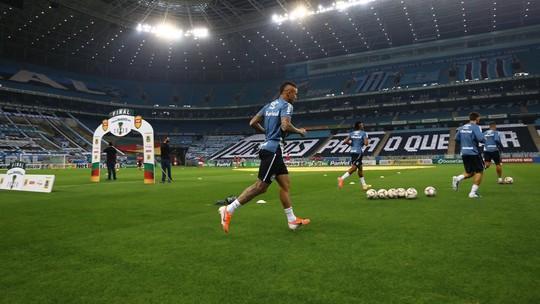 Foto: (Lucas Uebel/Grêmio)