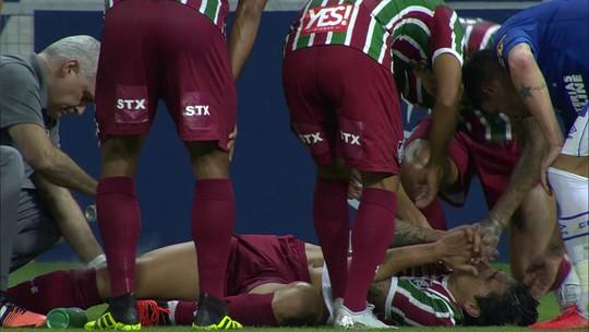 Médico libera corridas no campo; prazo para Pedro treinar com bola está mantido no Fluminense