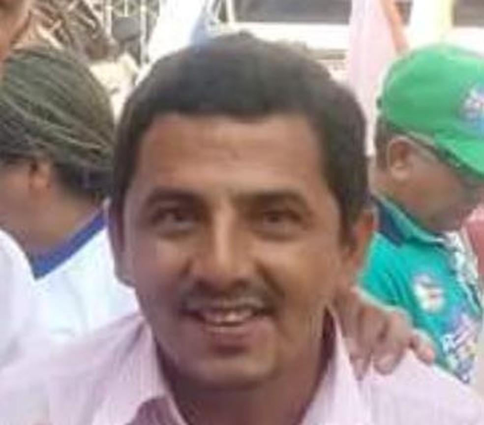 Juscelino Freitas foi morto a pauladas nesta terça-feira (30) na zona rural de Senador Guiomard — Foto: Arquivo pessoal