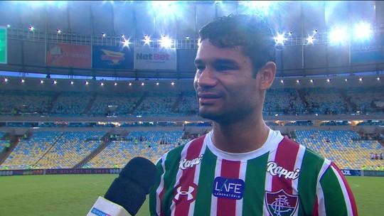 """Gum após a vitória em cima do América-MG: """"A torcida não o quanto esse grupo sofreu"""""""