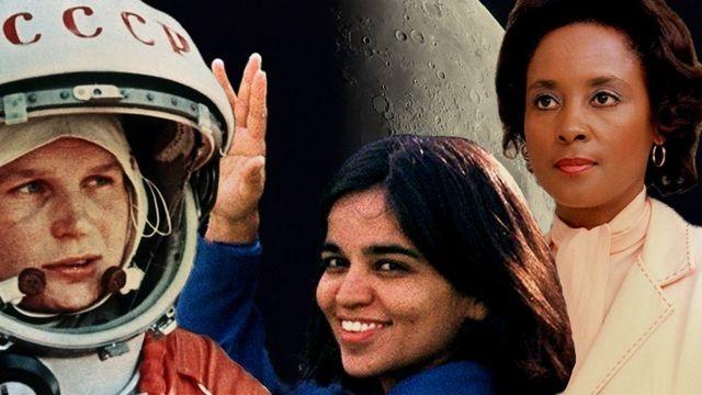 Quem são as (poucas) mulheres que batizaram crateras da Lua