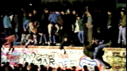 'Sem fronteiras' lembra os 30 anos da queda do Muro de Berlim