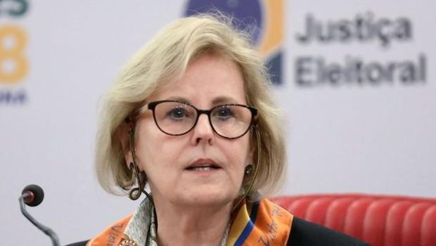 TSE está 'entendendo o fenômeno' das notícias falsas, afirmou a ministra Rosa Weber em coletiva de imprensa (Foto: ROBERTO JAYME/ASCOM/TSE)