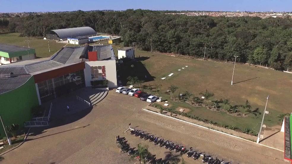 Campus do Ifro em Vilhena — Foto: Ifro/Divulgação
