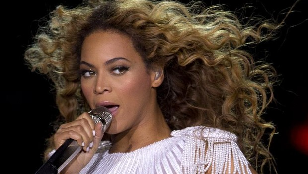 A cantora norte-americana Beyoncé (Foto: Getty Images)