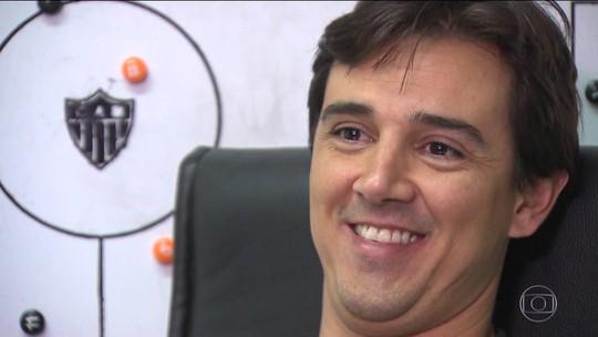 Thiago Larghi aposta no passado de analista para tirar Atlético-MG da fila no Brasileirão