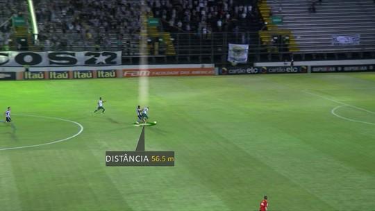 Sérgio Manoel faz 2º gol pela Chape e celebra volta por cima após lesões