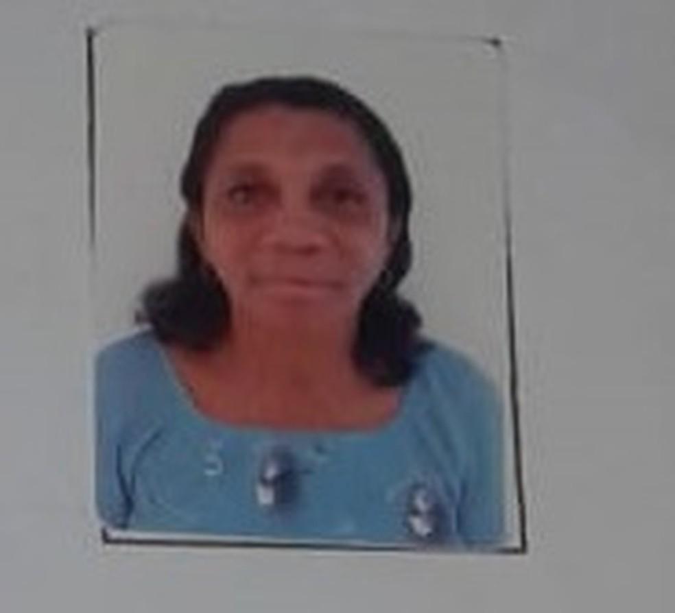 -  Maria Benedita era integrante do Coral Canto de Luz e do Boi Novilho da Luz da Universidade Integrada da Terceira Idade da UFMA  Foto: Arquivo Pessoa