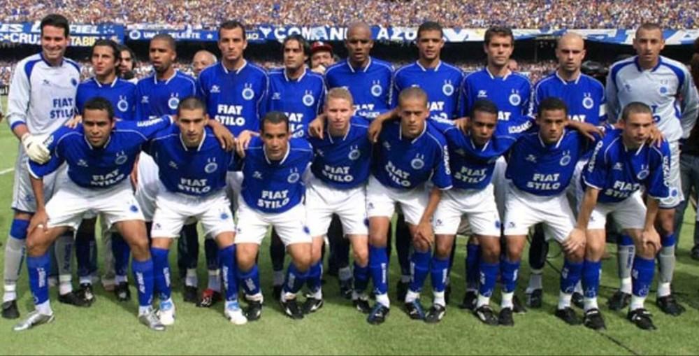 Cruzeiro anuncia jogo festivo dos campeões da Tríplice Coroa contra time m