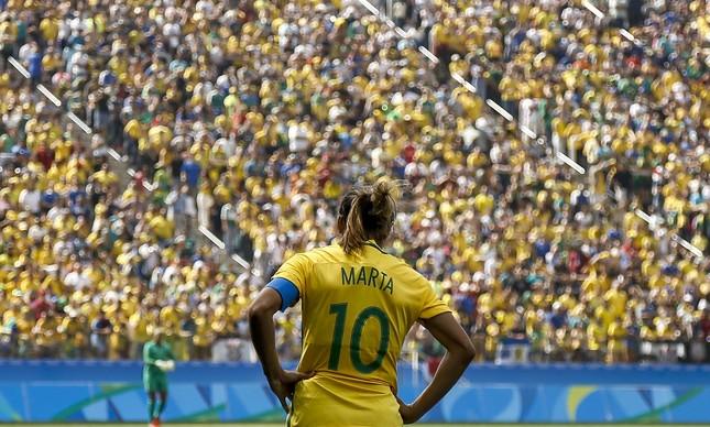 A craque Marta