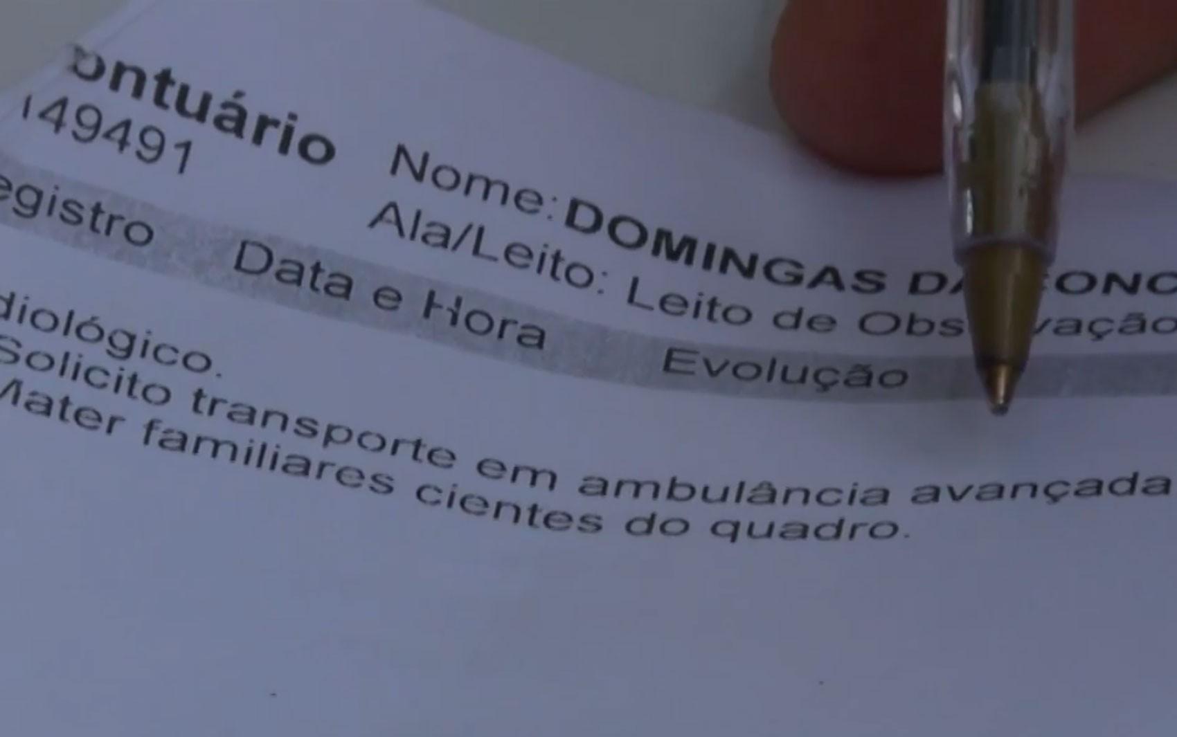 Mulher com sintomas de AVC aguarda há uma semana vaga em UTI; ela está em UPA de Salvador