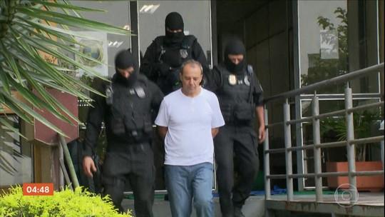 Pezão é o primeiro governador do RJ preso no exercício do mandato