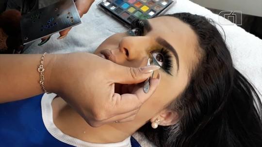 Aprenda a fazer uma maquiagem para torcer pelo Brasil na Copa do Mundo; VÍDEO