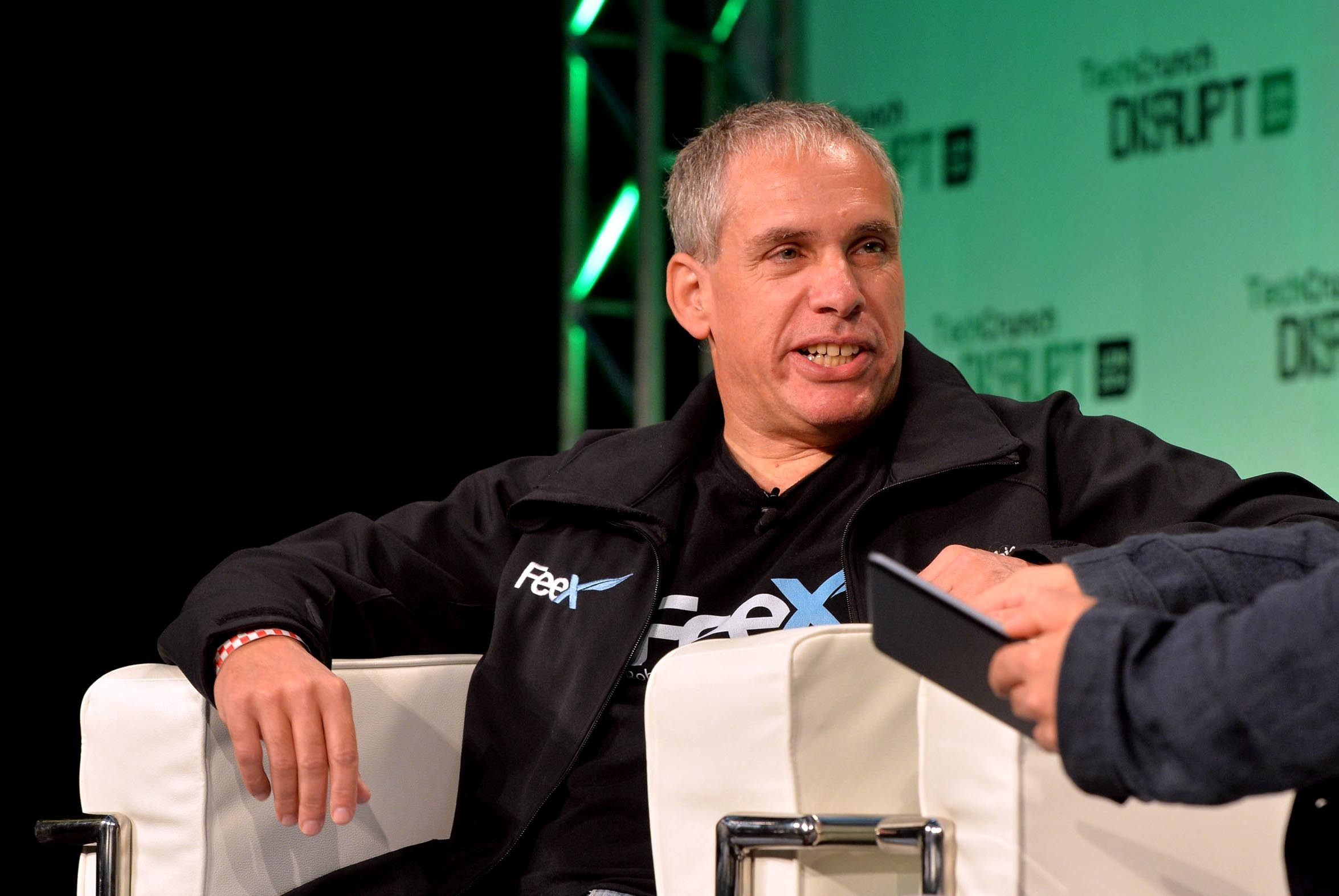 Uri Levine, empreendedor fundador do aplicativo Waze (Foto: Anthony Harvey/Getty Images for TechCrunch)