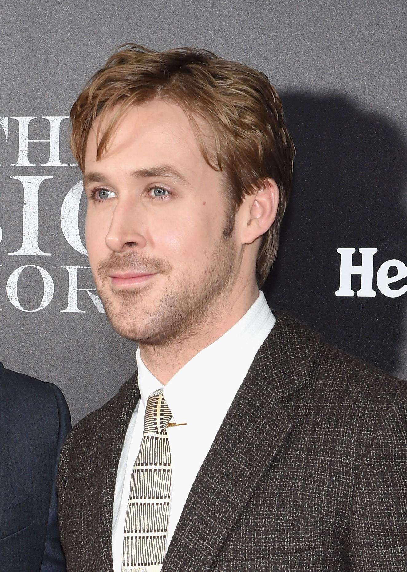 Ryan Gosling em 2015 (Foto: Getty Images/ Larry Busacca)