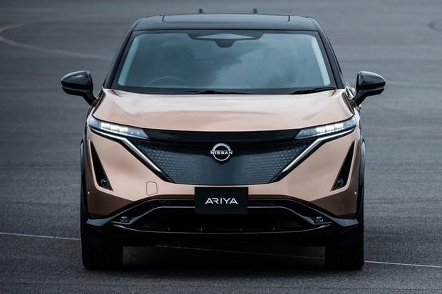 Nissan Ariya (Foto: Divulgação)