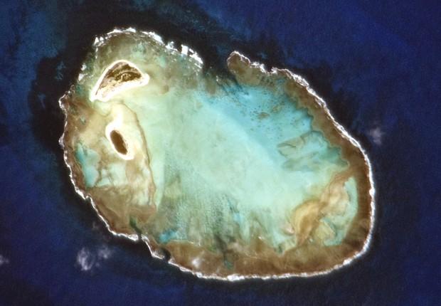 Atol das Rocas (Foto: Wikipedia)