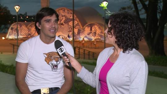 Ex-Fla e Cruzeiro, Moreno evita declarar torcida, mas aposta em título da Raposa