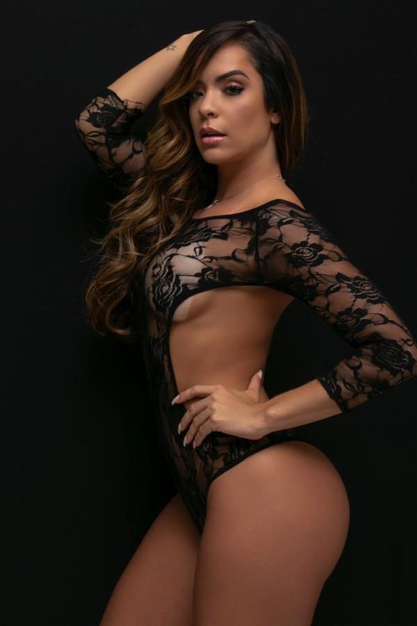 Denise Dias (Foto: Fernando Ducatti)