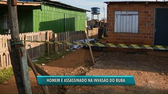 Homem é morto a tiros em área de invasão em Foz do Iguaçu