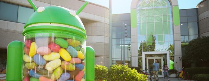 Android Jelly Bean pode ficar vulnerável a falhas  (Foto: Divulgação/Google)