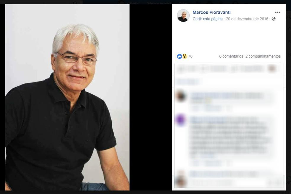 Prefeito de Pontal do Paraná foi cassado (Foto: Reprodução/Facebook)