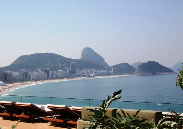 Hotel Emiliano, no Rio de Janeiro (Foto: Divulgação)