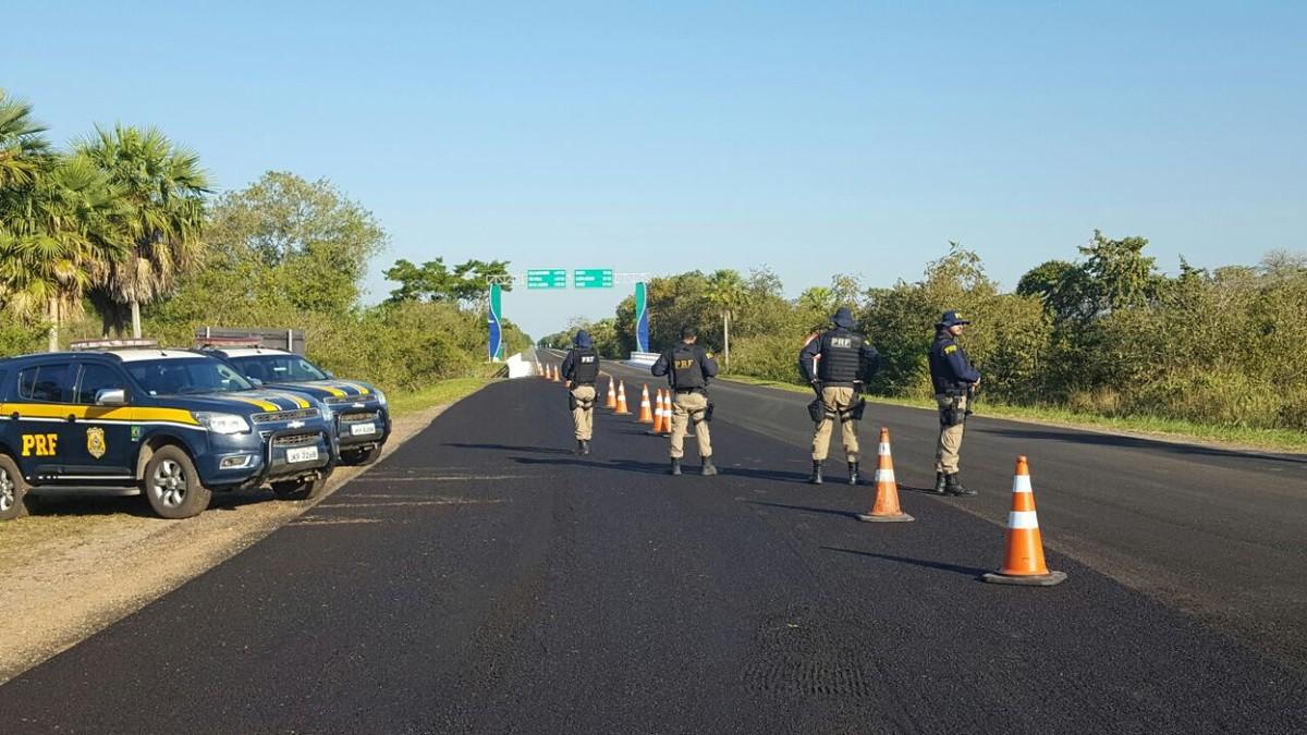 PRF registra 27 acidentes com três mortes e 38 feridos durante a Operação Finados em Rondônia