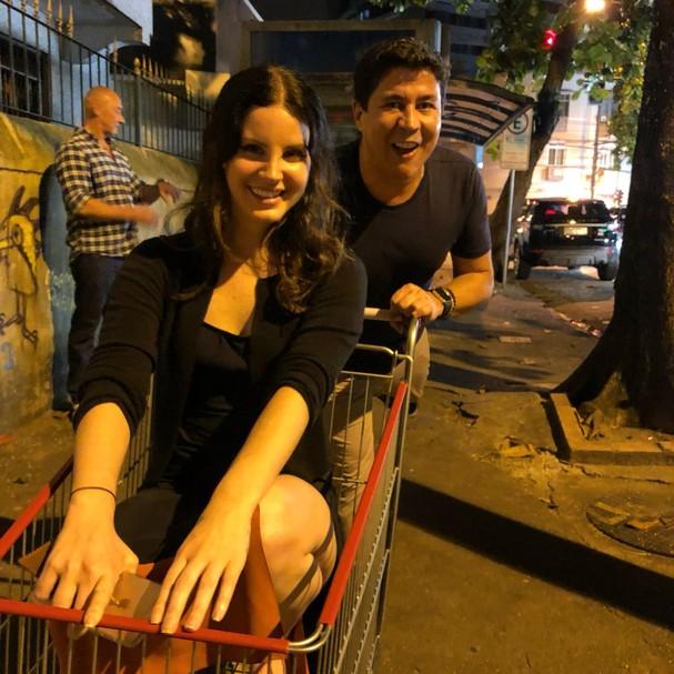 Lana Del Rei (Foto: Reprodução Instagram)
