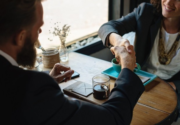 Reunião; entrevista; emprego (Foto: Pexels)