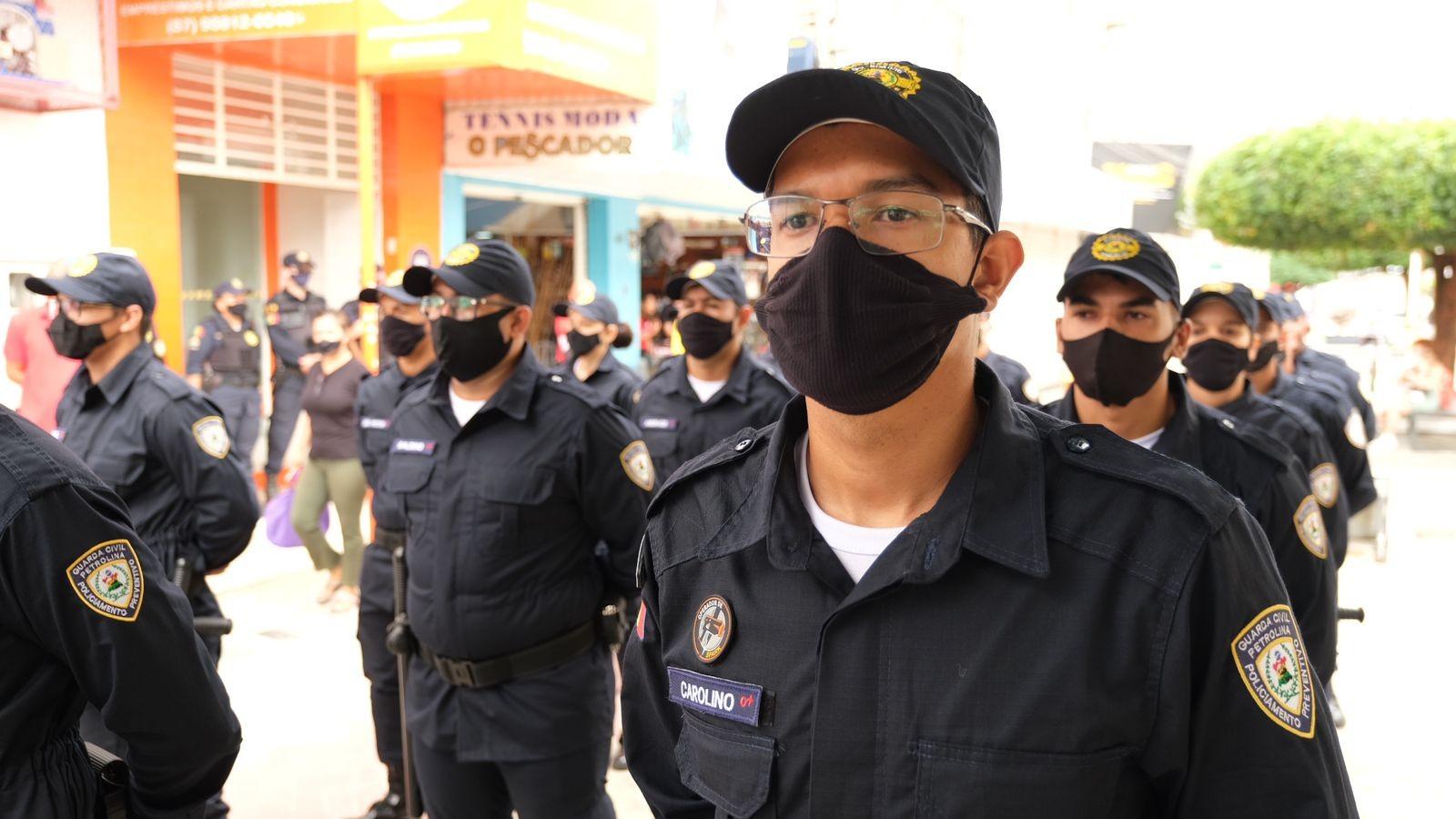 Prefeitura de Petrolina cria Comando de Policiamento da Região Central