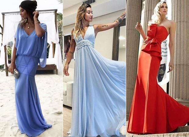 beb73ffc5 Vestidos de festa: Saiba como usar looks de alta costura pagando ...