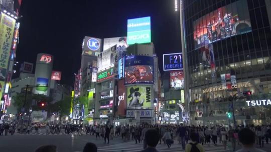 Em Movimento: Tóquio sobre trilhos