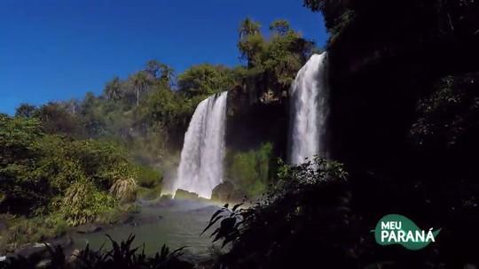 Sábado (26), explore as Cataratas do Iguaçu com o 'Meu Paraná'