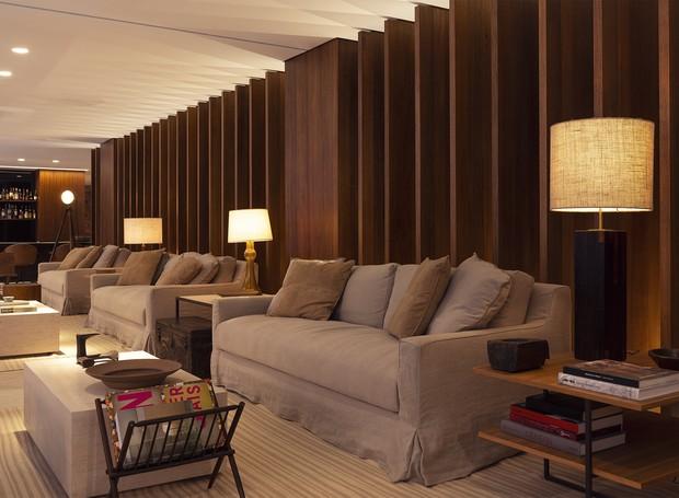 Hotel Fasano, em Belo Horizonte, Minas Gerais (Foto: Hotel Fasano/Reprodução)
