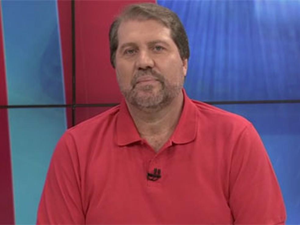 Deputado federal Renildo Calheiros (PcdoB-PE) — Foto: Reprodução/TV Globo