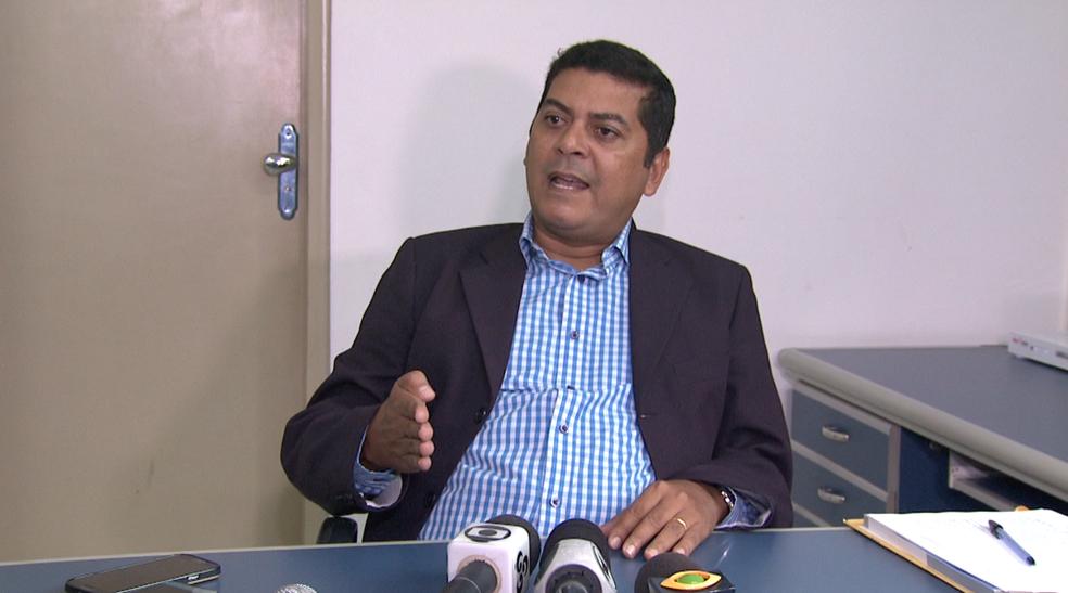 -  Secretário Ronan Marinho disse que Sejuc deve assumir controle do centro nas próximas semanas  Foto: Secom/Divulgação/Arquivo