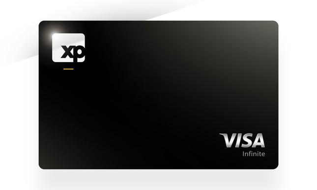 Cartão de crédito da XP