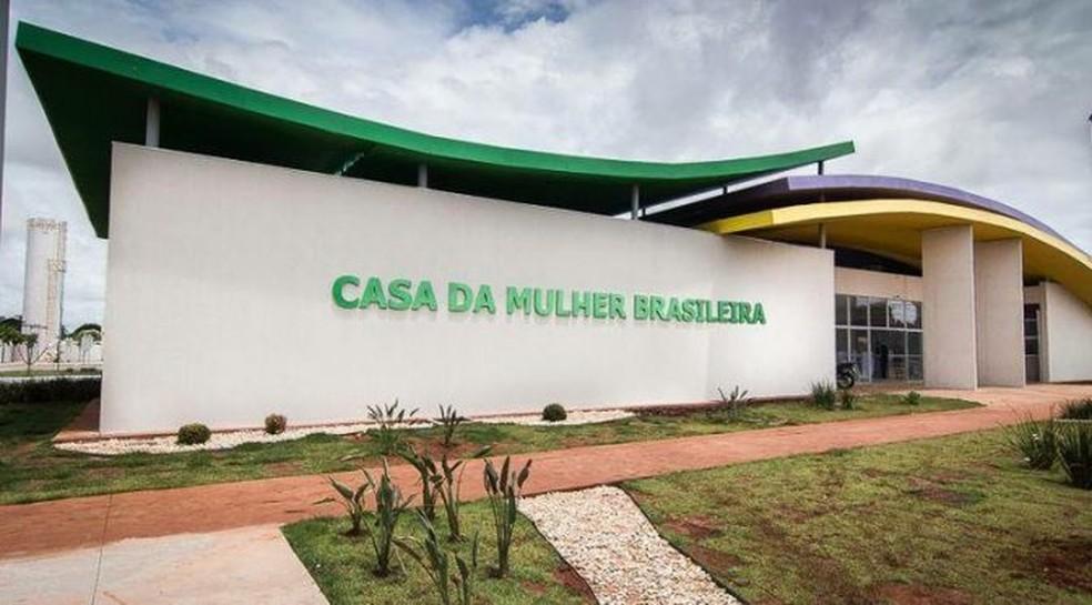 A Deam fica lotada na Casa da Mulher Brasileira em Campo Grande — Foto: Sejusp-MS/Divulgação