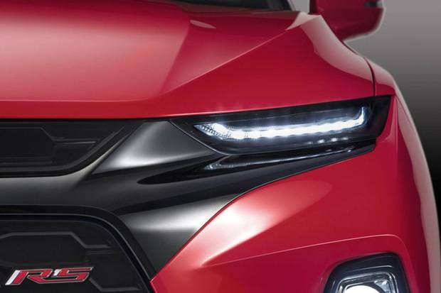 Chevrolet Blazer 2019 (Foto: divulgação)