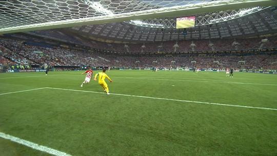 Vice-campeão do mundo, Mandzukic anuncia aposentadoria da seleção croata