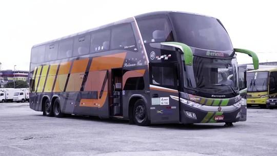 Mundo S/A mostra a tecnologia no transporte coletivo