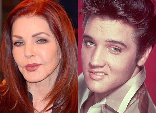 Priscilla Presley Planeja Ser Enterrada Em Graceland Ao Lado De Elvis Diz Site Quem Quem News
