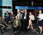 Elenco de 'The newsroom' | Divulgação