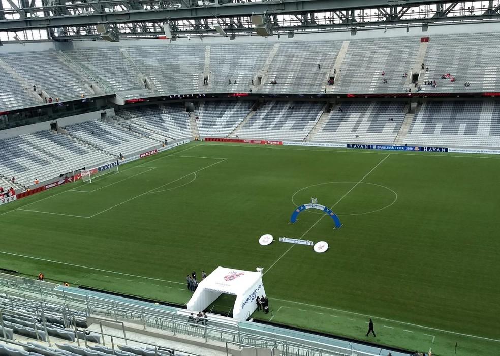 b25b4d9ca99da ... Arena da Baixada recebe o jogo decisivo entre Athletico e Fortaleza,  pela Copa do Brasil