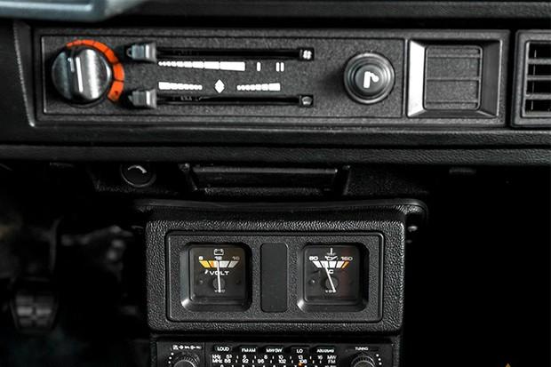 Console com instrumentos extras era fetiche para outros Passatistas (Foto: Divulgação)